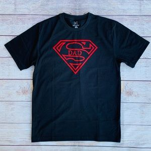 """Other - Father's Day """"Super Dad"""" Graphic T-Shirt"""